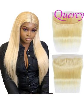 #613 9A 1pc lace frontal 13*4inch straight