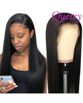HD Undetectable 13*6 lace front wig 150% straight