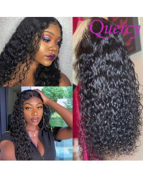 13*6 lace front wig 150% water wave