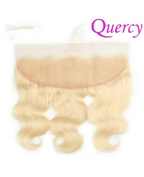 #613 7A 1pc lace frontal 13*4inch body wave