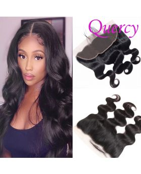 10A Lace frontal 13*4inch body wave
