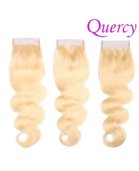 #613 7A 1pc lace closure body wave