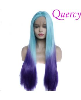 Synthetic lace front wig SF-013