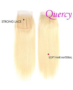 #613 10A 1pc lace closure straight
