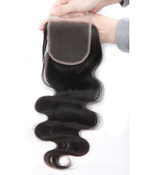 7A lace closure 4*4inch body wave
