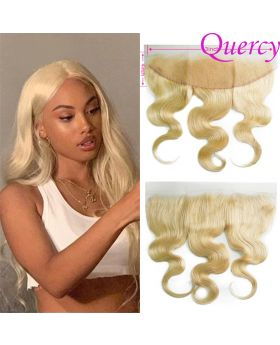 #613 9A 1pc lace frontal 13*4inch body wave