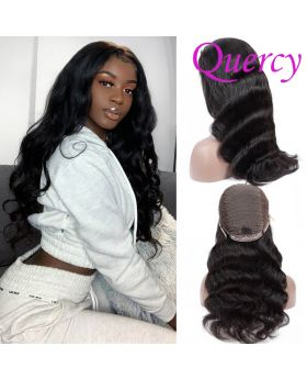 13*4 lace front wig body wave 150% density