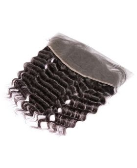 9A lace frontal 13*4inch deep wave