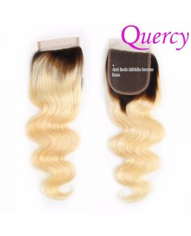 T1B/613 10A 1pc lace closure body wave