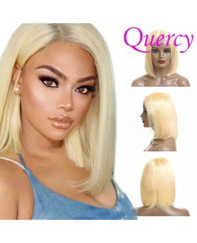 Blonde #613 lace front Bob wig straight