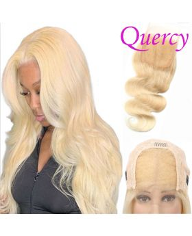 #613 1pc 10A lace closure 4*4inch  body wave