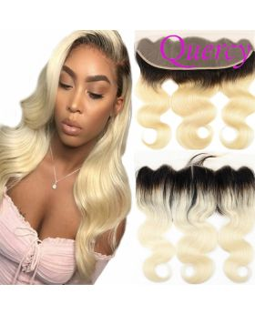 T1B/613 10A lace frontal 13*4inch body wave