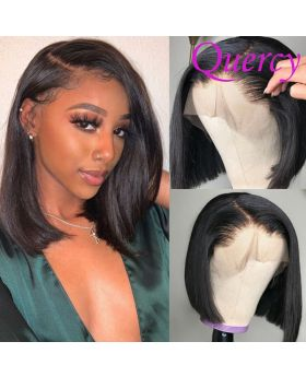 10-14inch lace front Bob wig straight