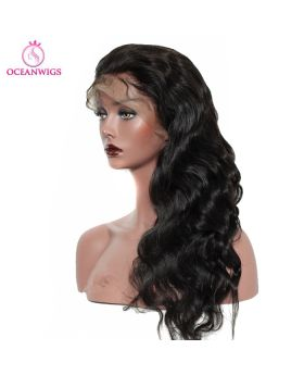 13*6 lace front wig 150% body wave