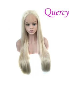 Synthetic lace front wig SF-011