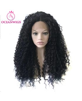 Synthetic lace front wig SF-016