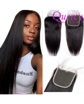 10A lace closure 4*4inch straight