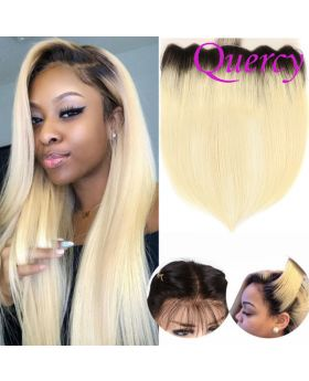 T1B/613 10A lace frontal 13*4inch straight
