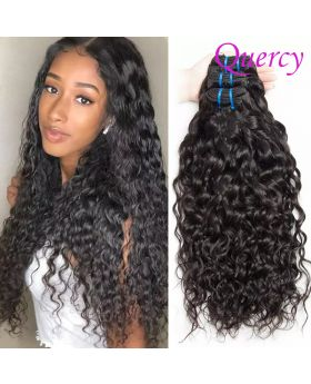 9A 1pc hair bundle water wave